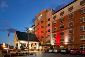 Exterior view - Four Points by Sheraton Hotel Louisville Airport