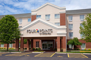 Exterior view - Four Points by Sheraton Hotel Fairview Heights