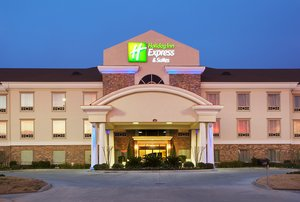 Exterior view - Holiday Inn Express Hotel & Suites Conroe