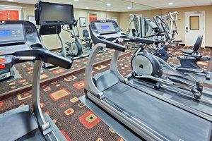 Fitness/ Exercise Room - Holiday Inn Express Hotel & Suites Sumner