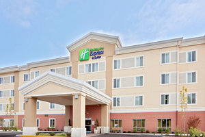 Exterior view - Holiday Inn Express Hotel & Suites Sumner