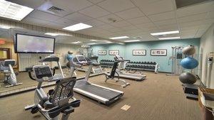 Fitness/ Exercise Room - Holiday Inn Hotel & Suites I-10 Northwest San Antonio