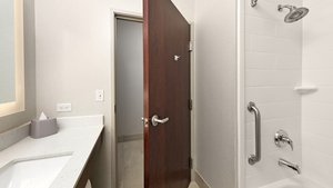 - Holiday Inn Express Hotel & Suites Conroe