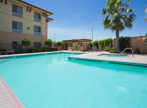 Pool - Holiday Inn Express Hotel & Suites Turlock
