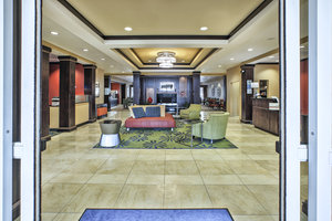 Lobby - Holiday Inn Express Hotel & Suites South Dayton