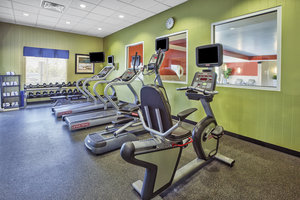 Fitness/ Exercise Room - Holiday Inn Express Hotel & Suites South Dayton