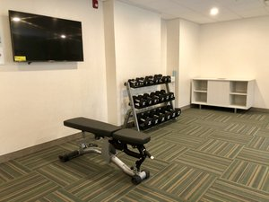 Fitness/ Exercise Room - Holiday Inn Express Hotel & Suites Great Barrington