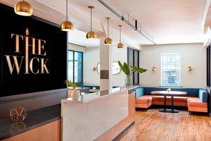 Lobby - Wick Hotel Hudson