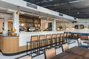 Restaurant - Wick Hotel Hudson