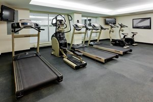 Fitness/ Exercise Room - Holiday Inn Downtown Centre Toronto