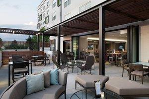 Exterior view - Courtyard by Marriott Hotel Airport Gateway Denver