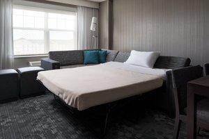 Suite - Courtyard by Marriott Hotel Airport Gateway Denver