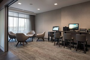 Conference Area - Courtyard by Marriott Hotel Airport Gateway Denver