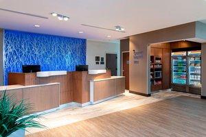 Lobby - Fairfield Inn & Suites by Marriott Carmel