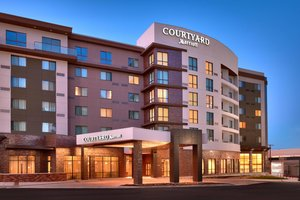 Exterior view - Courtyard by Marriott Hotel Downtown Salt Lake City