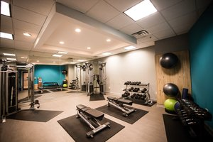 Fitness/ Exercise Room - Crowne Plaza Hotel Cherry Hill