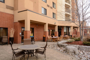 Exterior view - Courtyard by Marriott Hotel Brampton