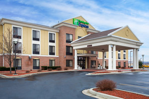Exterior view - Holiday Inn Express Hotel & Suites Martinsville