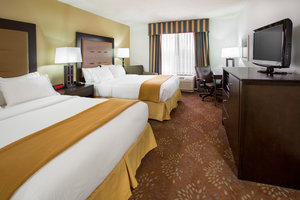 Room - Holiday Inn Express Hotel & Suites Martinsville