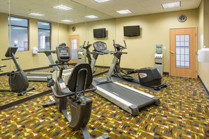 Fitness/ Exercise Room - Holiday Inn Express Hotel & Suites Martinsville