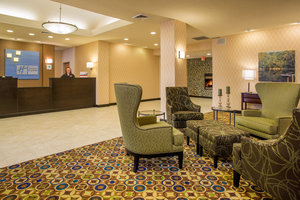Lobby - Holiday Inn Express Hotel & Suites Martinsville