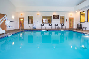 Pool - Holiday Inn Express Hotel & Suites Martinsville