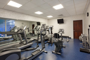 Fitness/ Exercise Room - Holiday Inn Falmouth