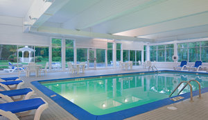 Pool - Holiday Inn Falmouth