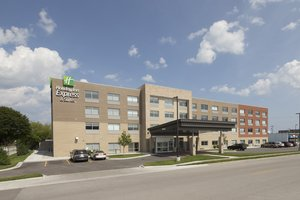 Exterior view - Holiday Inn Express Hotel & Suites Downtown Alpena
