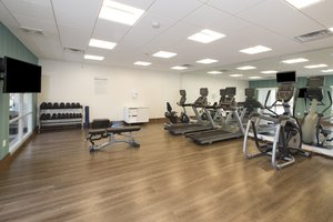 Fitness/ Exercise Room - Holiday Inn Express Hotel & Suites Downtown Alpena
