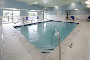 Pool - Holiday Inn Express Hotel & Suites Downtown Alpena