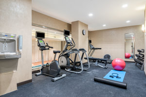 Fitness/ Exercise Room - Holiday Inn Nevins Station Brooklyn