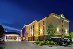 Exterior view - Holiday Inn Express Hotel & Suites Fort Wayne