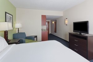 Room - Holiday Inn Express Hotel & Suites University