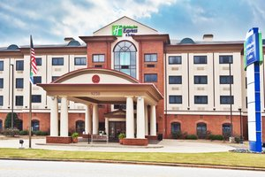 Exterior view - Holiday Inn Express Hotel & Suites University