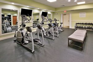 Fitness/ Exercise Room - Holiday Inn Express Hotel & Suites University