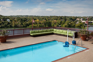 Pool - Holiday Inn Town Lake Austin