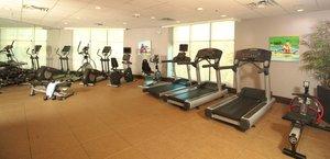 Fitness/ Exercise Room - Holiday Inn Town Lake Austin