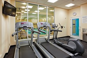 Fitness/ Exercise Room - Holiday Inn Rock Hill