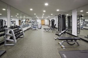 Fitness/ Exercise Room - Holiday Inn Hotel & Suites Maple Grove