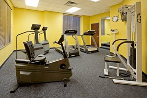 Fitness/ Exercise Room - Holiday Inn Budd Lake