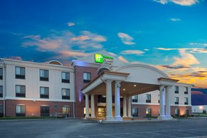 Exterior view - Holiday Inn Express Hotel & Suites Concordia