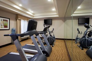 Fitness/ Exercise Room - Holiday Inn Express Hotel & Suites Hawthorne