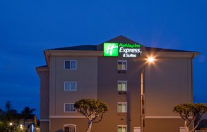Exterior view - Holiday Inn Express Hotel & Suites Hawthorne