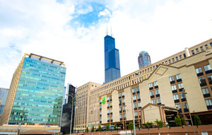 Exterior view - Holiday Inn Hotel & Suites Downtown Chicago