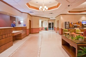 Lobby - Holiday Inn Express Oceanview Juno Beach