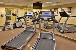 Fitness/ Exercise Room - Holiday Inn Express Hotel & Suites North Spartanburg