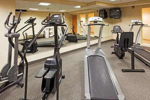 Fitness/ Exercise Room - Holiday Inn Express Hotel & Suites Hudson