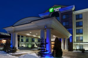 Exterior view - Holiday Inn Express Hotel & Suites Erie
