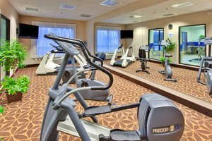 Fitness/ Exercise Room - Holiday Inn Express Hotel & Suites Brockville